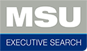 MSU Executive Search Logo